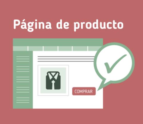 La hoja de producto ideal para ecommerce