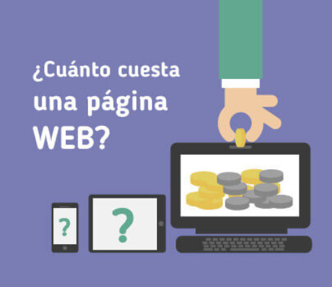 Cuánto cuesta hacer una página web en España