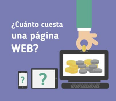Cuanto cuesta una pagina web